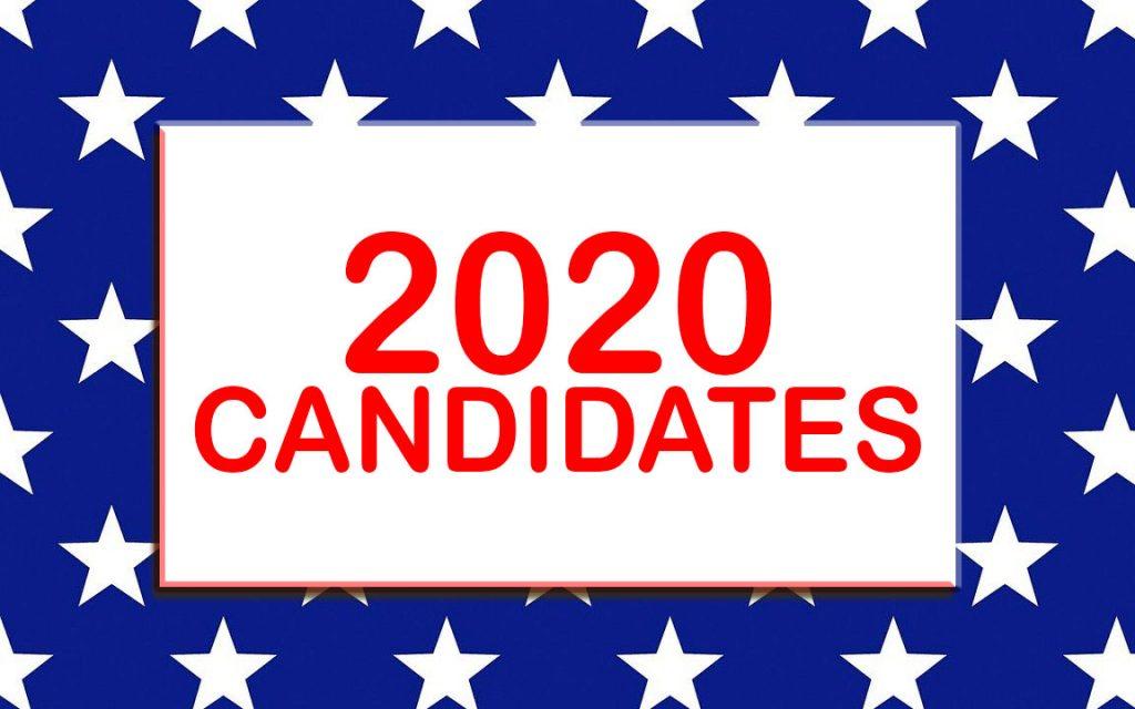 2020 Democratic Candidates
