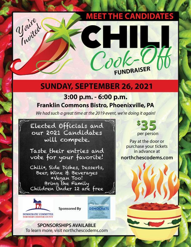 Chili Cook-Off 2021